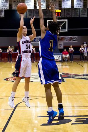RMU Women's Basketball vs Coppin State