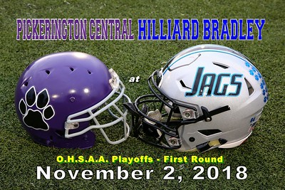 2018 Pickerington Central at Hilliard Bradley O.H.S.A.A. (11-02-18)