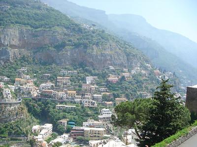 Positano & Amalfi May 2009