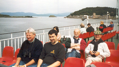 1999 - Fort William, Oban and Mull