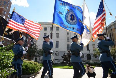 Boston Law Enforcement Memorial