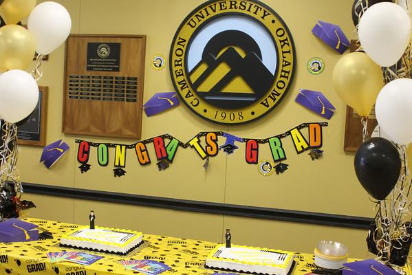 Cameron University-Duncan Graduation party
