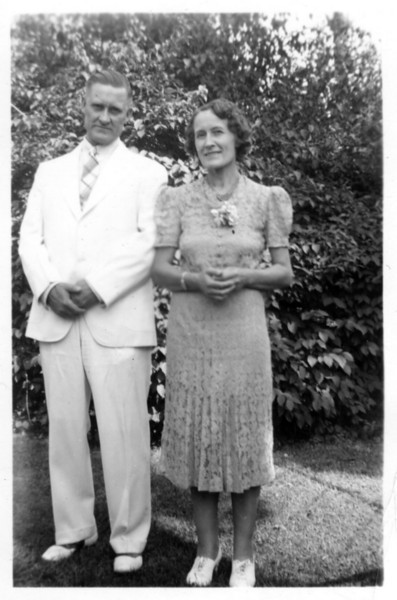 Floyd Turner and Sylvia Beckley