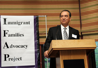Immigration Law Clinic & Immigrant Families Advocacy Project Fundraiser 2010