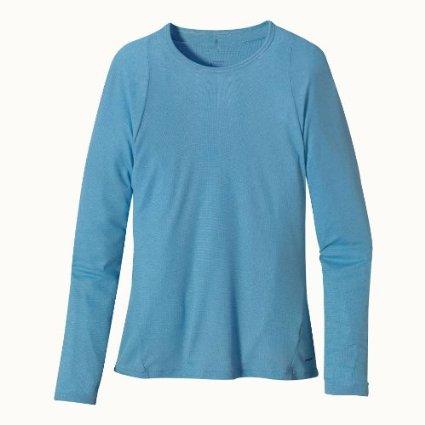 Patagonia capilene crew shirt