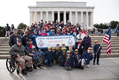 Twin Tiers Honor Flight Mission 6-November 11, 2017