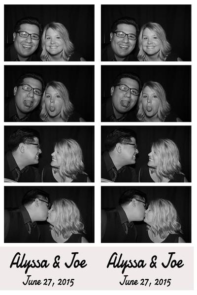 Alyssa & Joe June 27, 2015