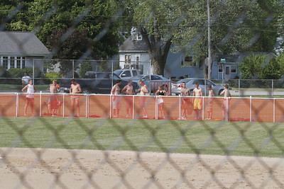 2011 Softball Sectional, Oakfield