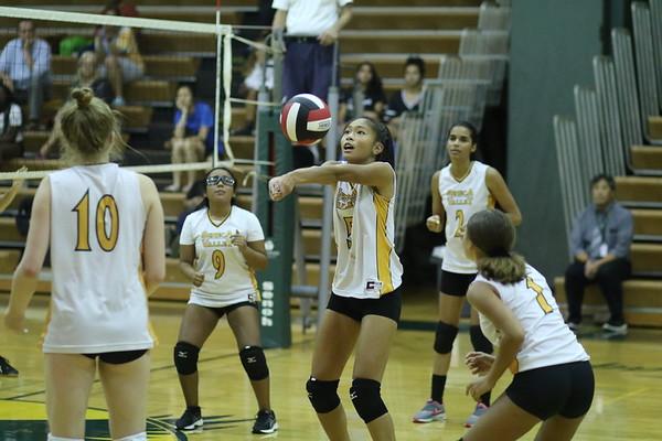 SV JV Volleyball vs. Poolesville HS 9-23-2019