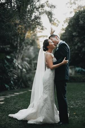 Alyssa & Peter. Married.