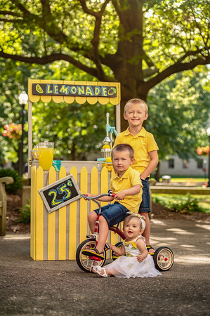 Hill Kids Lemonade Mini