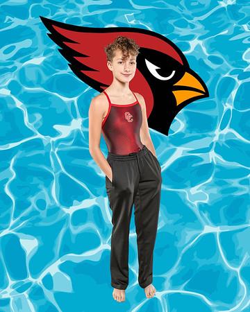 2019 Columbus Swim Team