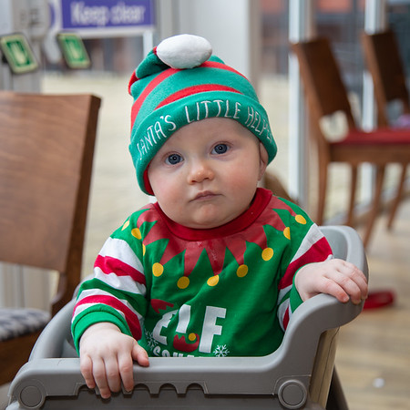 David Lloyd Adults and Baby Dec'19