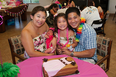 Alexandra's Welcoming Party (August 13, 2011)