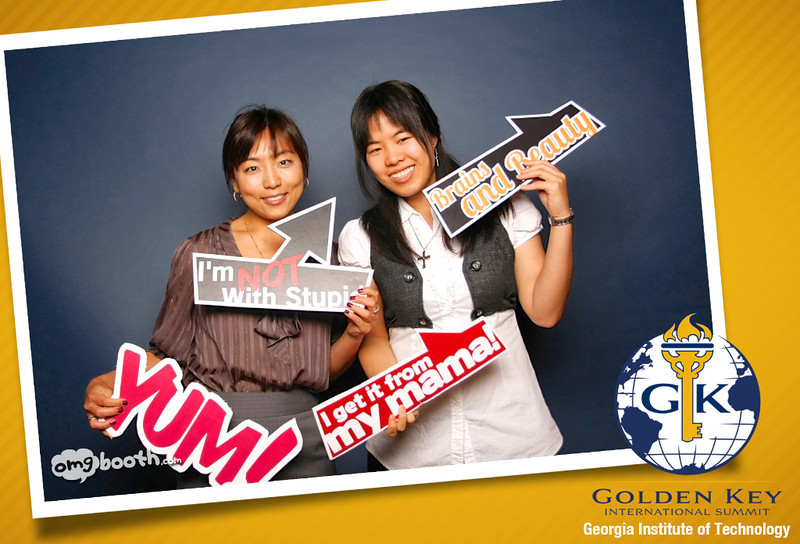 """07.27.2012 Golden Key International SummitGeorgia Tech   Atlanta, GA """"Like"""" us at www.facebook.com/omgbooth to TAG + SHARE + DOWNLOAD your photosGolden Key is an academic honor society which recognizes scholastic achievement & excellence among college students. www.goldenkey.orgLearn more about Golden Key at www.facebook.com/goldenkey"""