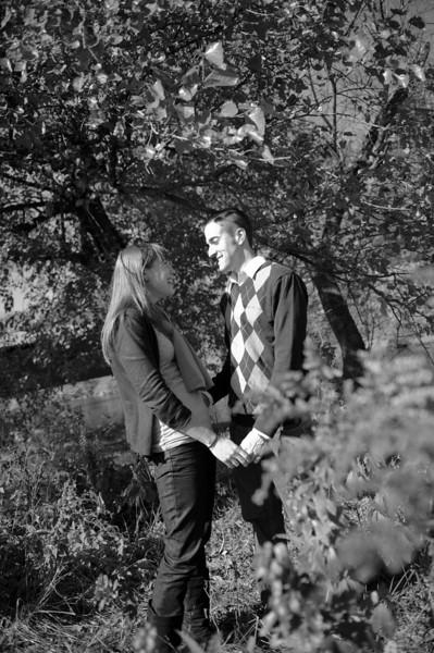 Engagement Megan and Scott
