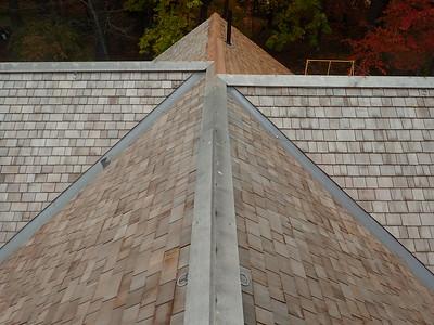 2017-2018 Buckner Homestead Roof