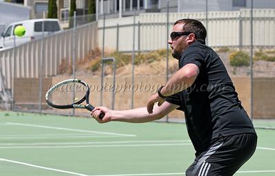 Kingston Tennis  17/12/2016