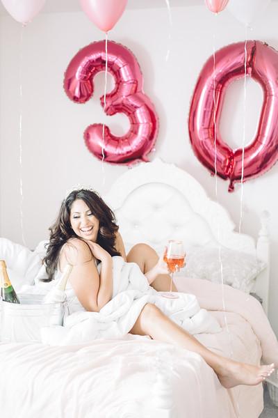 Jasmine's 30th