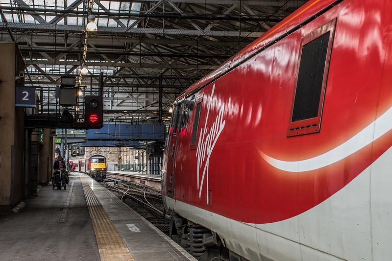 VTEC Mark 4 sets at Edinburgh