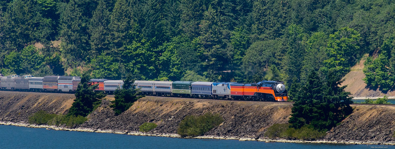 June: Southern Pacific 4449
