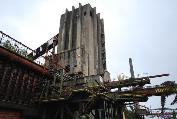 Cwm Coke Works,Beddau,South Wales 2013.