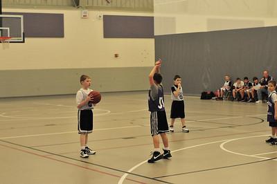 Rookie League Games 12/19/09