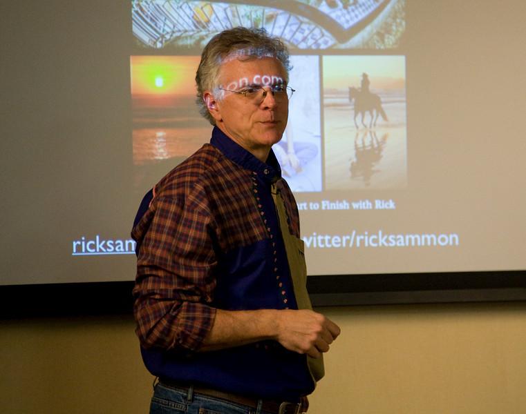Rick Sammon at B&H