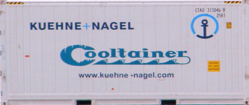 Cooltainer reefer Enlarge (Photo Joris De Bruyne)