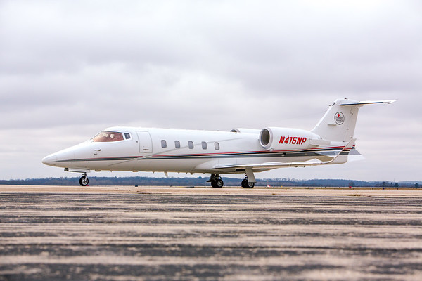 Lear Jet 60 N415NP Exteriors (High Res)