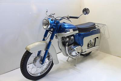 1962 Norton Jubilee Deluxe