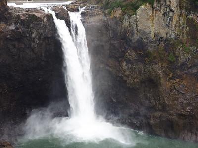 Snoqualmie Falls, 3-17