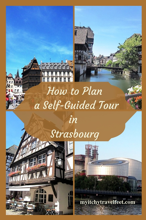 How to plan a self-guided tour in Strasbourg, France