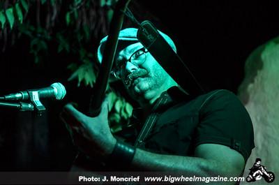 David J with Mark Miller - at Casa Citialin - Bakersfield, CA - September 19, 2014