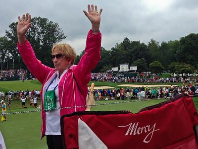 US Open, PGA, Match Play