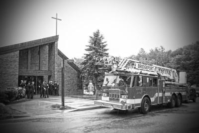 Captain Bobby Miller Memorial Mass (5/25/13)