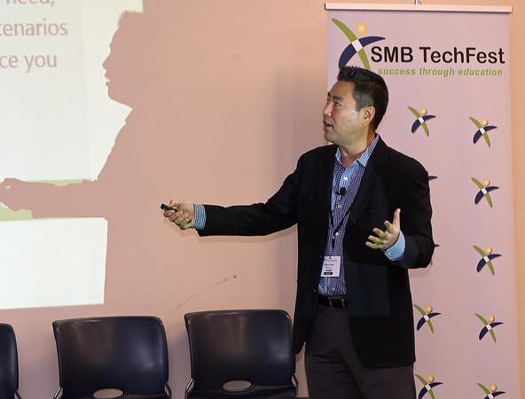 SMB Tech Fest - November 2014