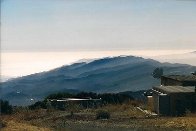 Santa Barbara County Peakbagging