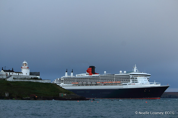 RMS Queen Mary 2 - 19/05/15