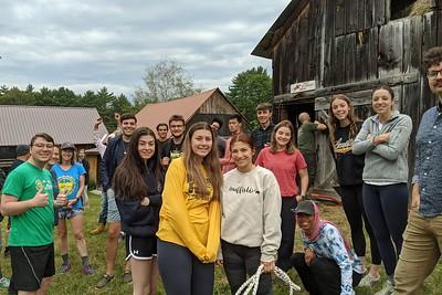 2021 Camp Staff