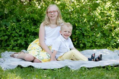 Harper and Eli