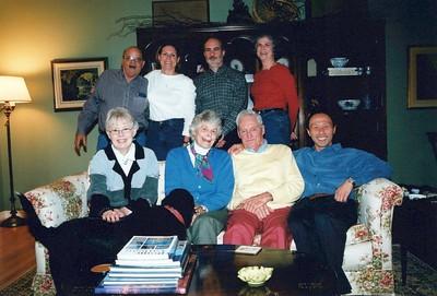 11-5-2003 Ianello & Clement Dinner @ Ianello's