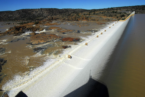 Burdekin Falls Dam 2007