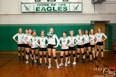 Trinity Lutheran Volleyball