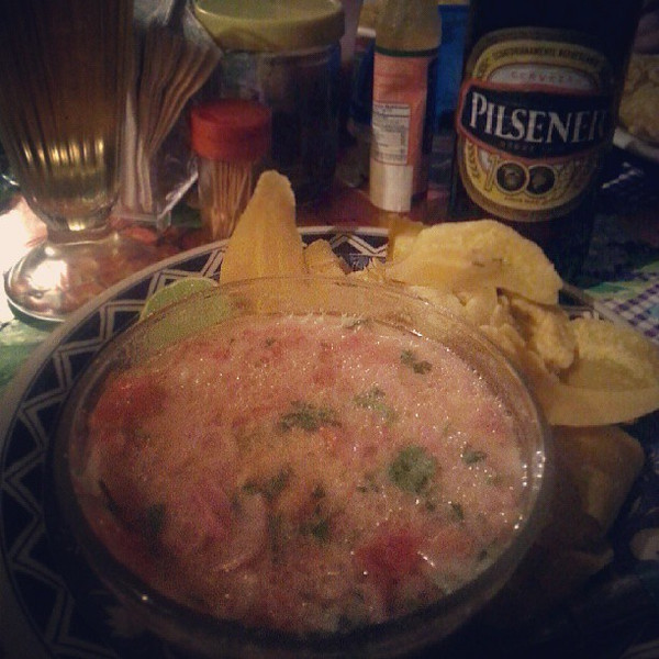 Birthday_dinner__Shrimp_cebiche_with_plantains__Pilsner_grande_and_good_people_-_with__michaelshodson_and__kimmance.jpg