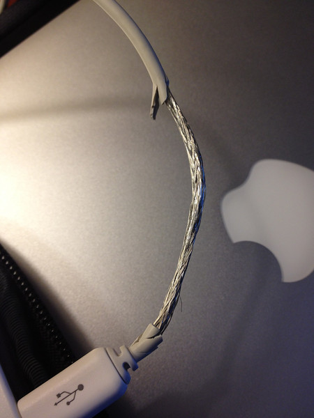 Cracking Kindle Cable