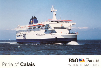 P&O Ferries - North Sea Ferries