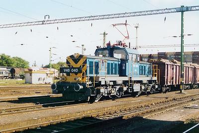 Hungary Class V46 / 460