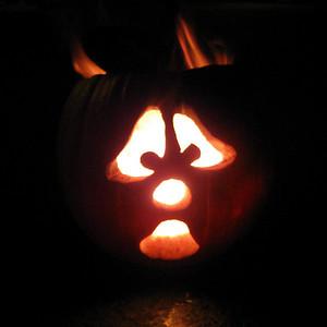 Pumpkin Smashing - November 5, 2008