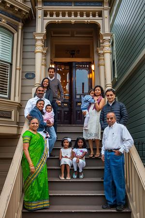 Kalpana's family reunion